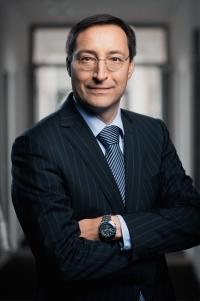 Axel W. Bierbach, VID-Vorstand Axel W. Bierbach